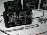 Wholesale 2015 New Factory NEW Fishman Prefix Plus T Onboard Preamp Matrix Pickup EQ Acoustic guitar pickups In Stock