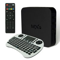 air tv video - mxq android tv box Amlogic S805 Quad Core Android K Video Kodi RII I8 Air Mouse Keyboard G Air Mouse Keyboards MXQ M8S BOX