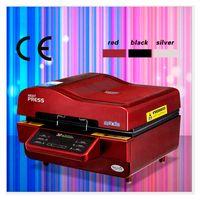 Wholesale Best New Arrival D printer Sublimation Heat transfer Customized printing phone Shell D Vacuum heat press machine