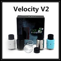 bearing replacement - Huge Vapor Velocity V2 RDA Tank Clone with Replacement Glass Tube Rebuildable Dripping Atomizer Kit with Delrin Wide Bore Drip Tips
