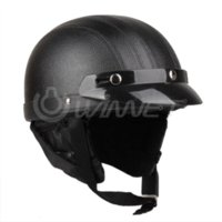 Wholesale Motorcycle Motor Open Face Helmet Black Visor Goggles Scarf scarf roll scarf wool