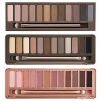best eyeshadows - Best Quality Makeup Nude Eye Shadow Palette for Women Ladies Fashion Eyeshadows Palettes DHL