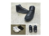 Wholesale High quality Cheap Mens White OVO Basketball shoes Athletic shoes Black s men Sports sneaker Footwear