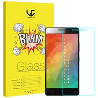 Cheap HD 5.5 Inch Tempered Glass Screen Protectors For Lenovo K3 Note Ultra-thin 0.3 mm Front Toughened Protector
