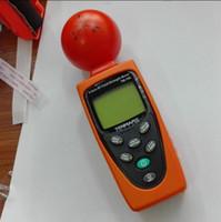 Wholesale 100 Made in Taiwan TENMARS TM Axis RF Field Strength Meter EMF Meter