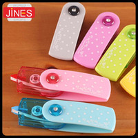 Wholesale 5 hot New creative cartoon push correction tape with cute lace modified stationery Fashion gift