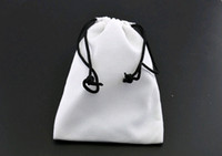 Wholesale Jewelry flannelette bag strand pocket bag gift bag fashion bracelets box cheap high quality bag cm weight g