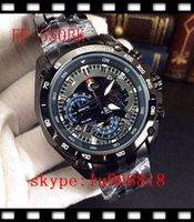best second dates - TOP QUALITY BEST PRICE New EF BK AV Men s Chronograph Sport EF BK BK Wristwatch second stopwatch