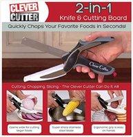 box cutter - Free Peeler Clever Cutter in Knife Cutting Board Scissors Clever Cutter in Food Chopper With Retail Box