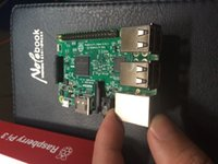 arm chipset - RASPBERRY PI model B with Broadcom GHz Quad Core ARM Cortex A53 BCM2387 chipset integrated WiFi