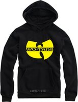 Wholesale Wu Tang Hoodies Wu Tang Clan Jumpers Men Women Hoody Sweatshirts O Neck Thick Hip Hop Streetwear Couple Lovers Loose Hooded