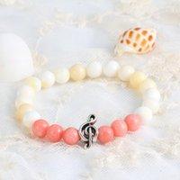 Wholesale Love Charms Beaded Bracelets for Women Hot Sale Pulseira Feminina Fashion Turkish Jewelry Wedding Bracelet