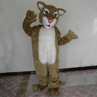 bengal size - Hot sale Quality Bengal Tiger Mascot Costume Character Adult Size Cartoon prop Costumes for party