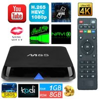 Cheap Quad Core M8S Amlogic S805 Best Included 1920X1080 HD Quad Core Android 4.4