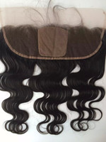 Cheap Brazilian Virgin Hair Best silk Frontal Closure