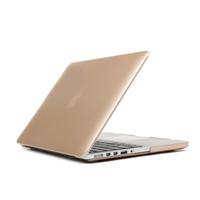 al por mayor retina 15-La más nueva cubierta brillante oro metálico dura de la piel para el aire de MacBook Pro 11