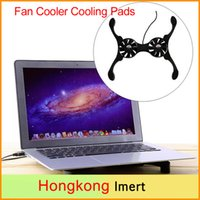 Wholesale New USB Port Mini Octopus Notebook Fan Cooler Cooling Pads For quot quot Laptop Hot Worldwide