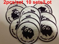 Wholesale BARCLAYS Premier League Patch EPL patch BPL badge Set