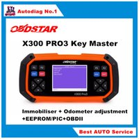 automotive tools eeprom - New OBDSTAR X300 PRO3 Key Master OBDII X300 Key Programmer Odometer Correction Tool EEPROM PIC English Version Update Online