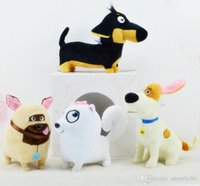 best anime characters - Seven Kinds Of Cute Plush Pets In Different Character Best Gift For The Collection
