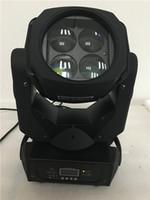 Wholesale 8pcs led rgbw x25w super beam moving heads stage lighting
