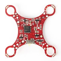 pocket parts - 2016 RC Drone Part Tools For FQ777 RC Quadcopter Mini Pocket Drone Spare RC Part Receiving Board New Hot Sale BW06
