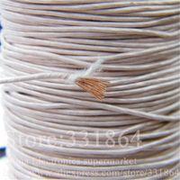 Wholesale mm mmX160 strands m pc Mine antenna Litz wire Multi strand polyester silk envelope braided multi strand wire