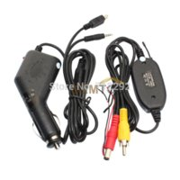 Wholesale 2 G Wireless Module With GPS car charger head AV interface for Car Reverse Rear View Camera backup cam