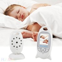 Wholesale Wireless GHz quot LCD Baby Monitor Two way Audio IR Night Vision Video Camera