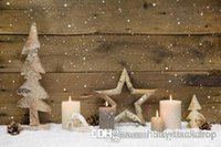 Wholesale 5X7ft x2 m customized Christmas photography backdrops Art fabric backdrops for photography photo background D