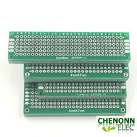 Wholesale breadboard cm cm cm cm double sided PCB universal PCB high quanlity for DIY user