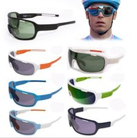 Wholesale Road Eyewear MTB bike Bicycle Sunglasses lens Polarized Anti Fog Cycling bici velo Glasses Cycling Eyewear Outdoor sports POC