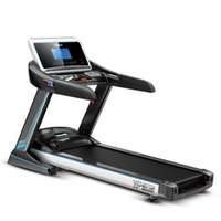 Wholesale 3 HP quot LED Blue Screen single functional with Ascension Treadmill home treadmill commercial treadmil bestl