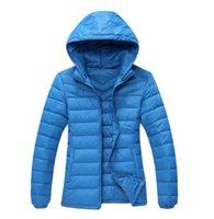 Wholesale 2016 new arrive Removable cap Thin women down coat slim women jacket colours women outerwear blue