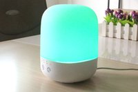 Wholesale 2016 Essential Oil Diffuser Portable Cool Mist Aroma Humidifier Ultrasonic Aromatherapy Waterless Auto off w with Certification ST A