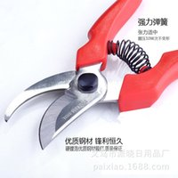Wholesale Stainless Steel Garden Shears Tree Shears Cut Flowers Cut Large Branches Cut Forest Arboretum Garden Tools Bonsai Ferramenta
