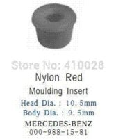 Wholesale auto clip fastener moulding insert benz mercedes insert panel mould steel moulding window