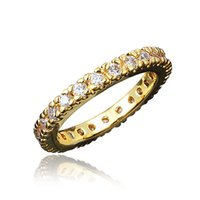 Wholesale Pave Setting Causal Dress Finger Ring