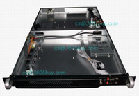 Wholesale 1U server chassis package one pair motherboard chassis CPU fan W power supply