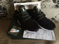 athletic grey - 2016 NMD Mastermind Japan Nmd Boost Running shoes Sports Outdoors boost men Athletic Running shoes NMD sports boots