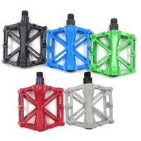 Wholesale Hot Bicycle Pedals Mountain Bike Road Cycling Alloy Pedal Vintage Bearing BMX Ultra light Pedal Bike Accessories