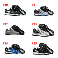 Wholesale 15Color Drop Shipping Cheap Famous Air Zoom Pegasus Mens Boy Sport Running Shoes Sneakers Size