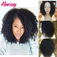 Wholesale Unprocessed Virgin Brazilian Kinky Curly U Part Wigs Human Hair Kinky Curly Upart Wig Virgin Hair U Shaped Wig For Black Women