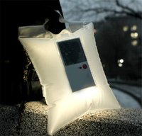 Wholesale Luminaid Style Packlite Inflatable Solar Light Outdoor Camping Waterproof Light Build In Battery