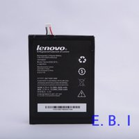Wholesale Cell Phone Batteries Brand New Replacement Cell Phone Accessories Battery MAH Black Original Replacement For Lenovo L12D1P31