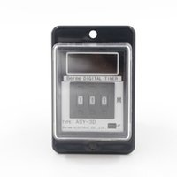 Wholesale Berme Brand Time Delay Relay ASY D ASY DT Panel Mounting Repeat Relay Timer for Wolesale