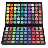 Cheap 120colors Eye Shadow Nake Professional Makeup Eyeshadow Palette 120 Color Make up Set Matte&Shimmer Eyeshadow Powder