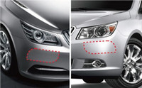 auto protective film - 4pcs set car bumper protective film membrane rhino skin Transparent auto paint protective Sticker anti collision Automotive film