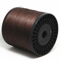 Wholesale Vw High quality Professional m fishing line PE braided steel wire inside Super strong Multifilament Perfect for fishing