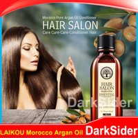 Wholesale 100 Genuine LAIKOU Morocco argan oil glycerol Nut Oil Hairdressing PURE ml LAIKOU Hair Repair Care Essential Moroccan Oil Best Price